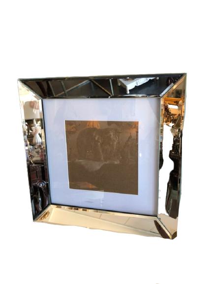 Fotolijst spiegelglas